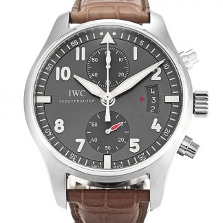 IWC Spitfire Homme Gris arabe IW387802