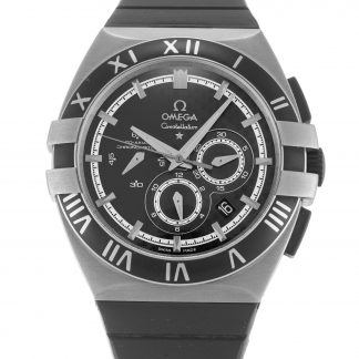 Omega Constellation Homme Carbone 121.92.41.50.01.001