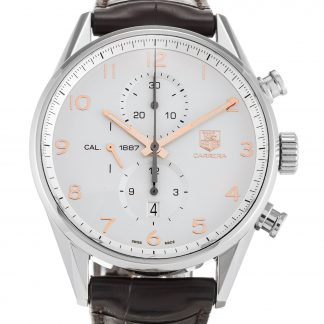 Tag Heuer Carrera Homme Argent arabe CAR2012.FC6236