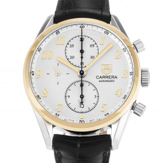 Tag Heuer Carrera Homme Argent arabe CAS2150.FC6291
