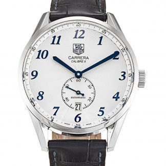 Tag Heuer Carrera Homme Argent arabe WAS2111.FC6293