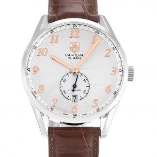 Tag Heuer Carrera Homme Argent arabe WAS2112.FC6181