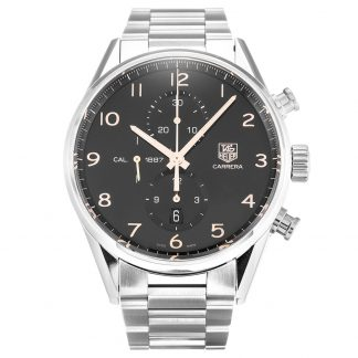 Tag Heuer Carrera Men Noir arabe CAR2014.BA0796