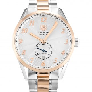 Tag Heuer Carrera Unisexe Argent arabe WAS2151.BD0734